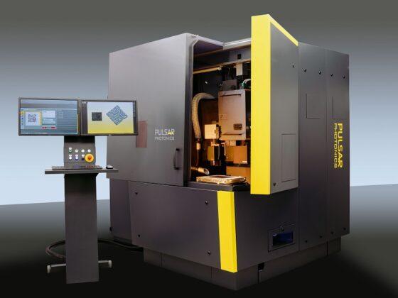 Laser Anlagenbau