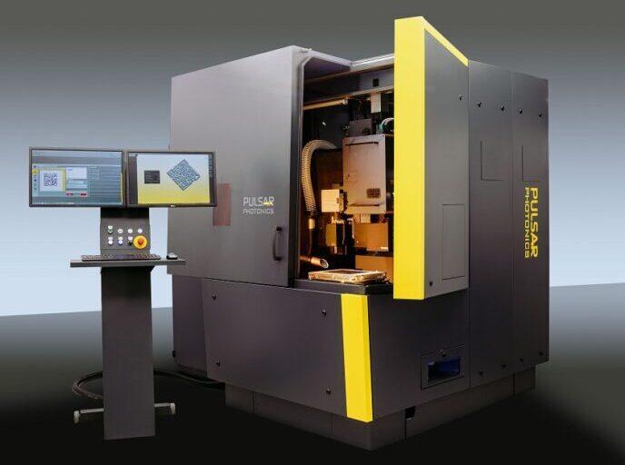 Laser machine manufacturing