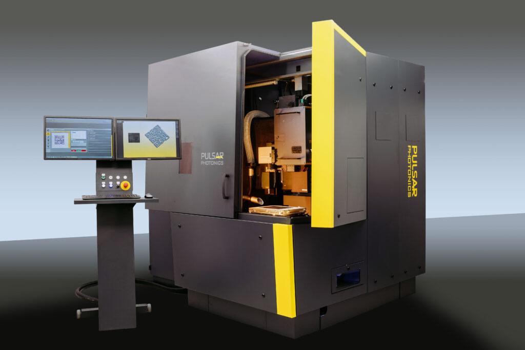 Lasermaschine RDX1000 / Maschine zur Lasermikrobearbeitung / Ultrakurzpulslaser / Laser machine RDX1000