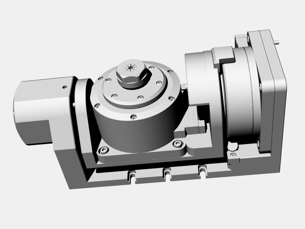 Rotary-swivel unit